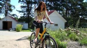 Велосипед – транспорт для вашего здоровья