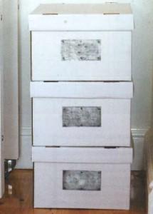 Сделаем коробки для вещей красивыми