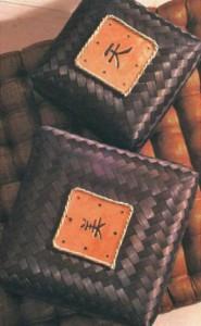 Плетеные коробочки в восточном стиле