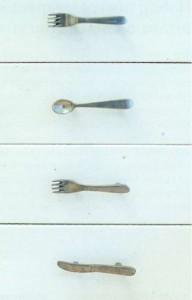 Необычные ручки для мебели
